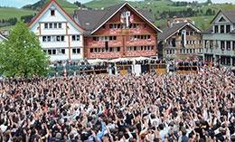 Landsgemeinde Appenzell 2015
